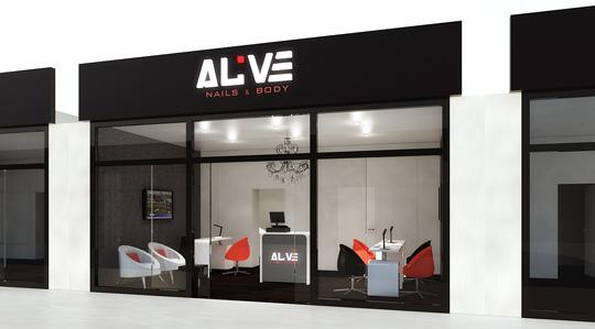 Loja Alive - Nails & Body